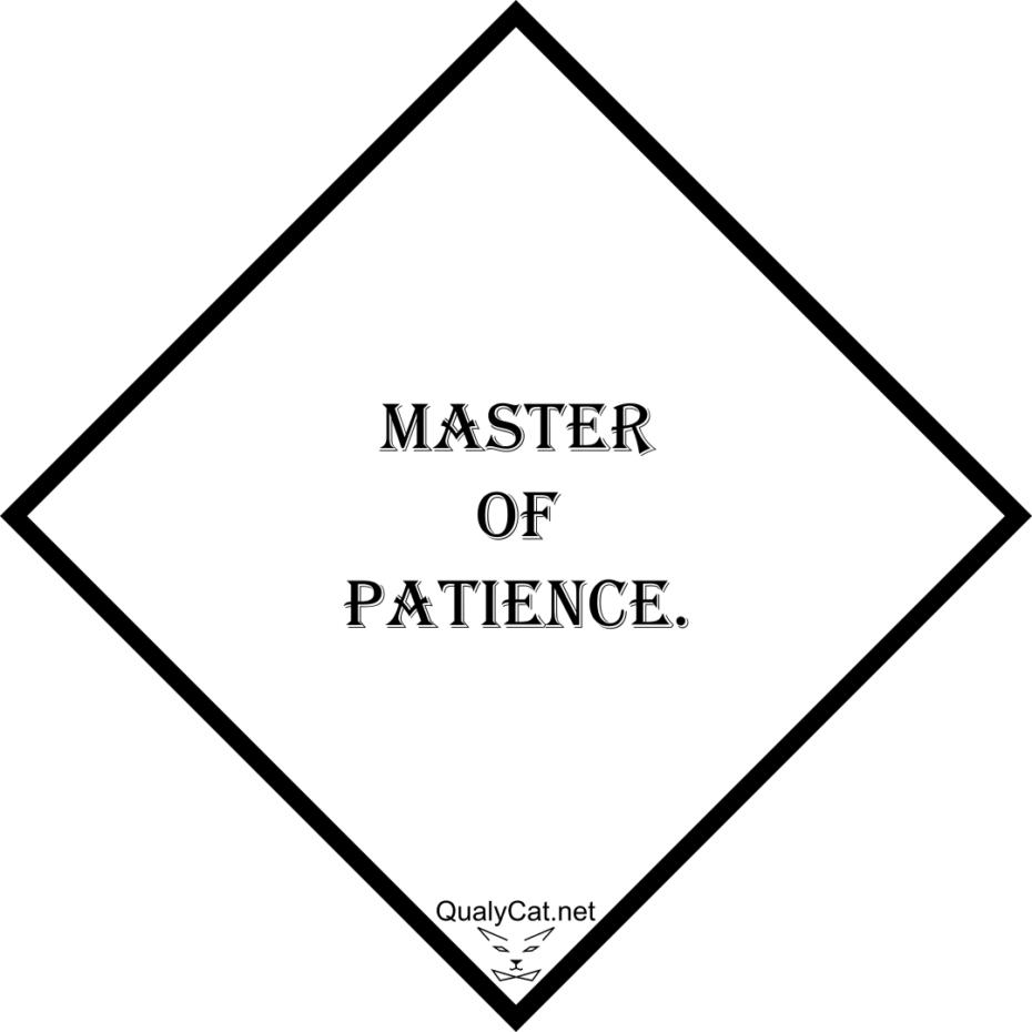 [:en]master of patience[:]